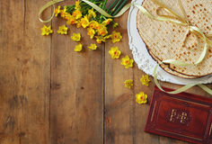 Pesah świętowania pojęcie & x28; żydowski Passover holiday& x29; obrazy stock