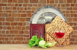 Pesah świętowania pojęcie & x28; żydowski Passover holiday& x29; zdjęcia royalty free