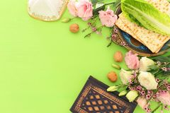 Pesah celebration concept jewish Passover holiday. Pesah celebration concept jewish Passover holiday royalty free stock image