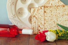 Pesah celebration concept (jewish Passover holiday) Royalty Free Stock Photos