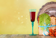 Pesah celebration concept (jewish Passover holiday) Royalty Free Stock Photo