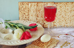 Pesah celebration concept (jewish Passover holiday) Royalty Free Stock Image