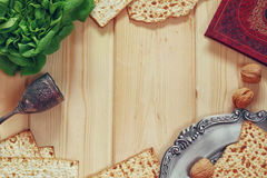 Pesah celebration concept (jewish Passover holiday) Royalty Free Stock Images