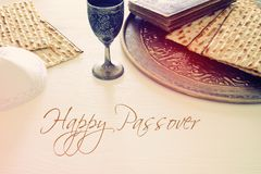 Pesah celebration concept & x28;jewish Passover holiday& x29;. Stock Image
