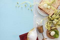 Pesah celebration concept & x28;jewish Passover holiday& x29; royalty free stock image