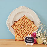 Pesah celebration concept & x28;jewish Passover holiday& x29;. Royalty Free Stock Photo