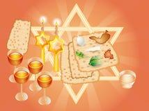 pesakh еврейской пасхи праздника Стоковые Изображения RF