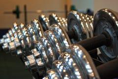 Pesas de gimnasia Imagen de archivo