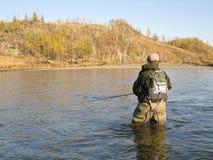 Pesca Fotografia Stock Libera da Diritti