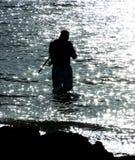 Pesca Fotografie Stock Libere da Diritti