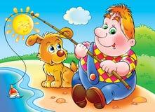 Pesca libre illustration
