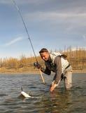pesca Imagens de Stock Royalty Free