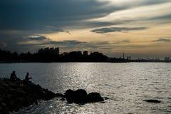 pesca Fotografia Stock