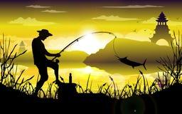 pesca Fotos de Stock Royalty Free