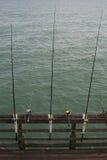Pesca andata Immagine Stock
