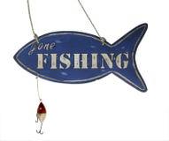 Pesca andata fotografie stock libere da diritti