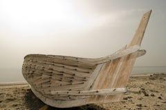 Pesca boat2 Immagine Stock