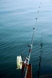 Pesca cinese Fotografie Stock