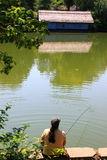 Pesca Come immagini stock