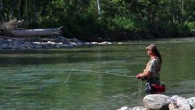 Pesca con mosca metrajes