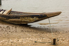Pesca da âncora. Foto de Stock