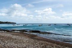 Pesca de Curaçau imagem de stock royalty free