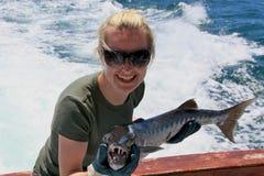 Pesca de esporte imagens de stock