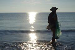 Pesca de Rezzaglio Fotografia de Stock Royalty Free