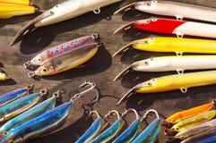 Pesca de señuelos Imagen de archivo