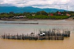 Pesca de Tailândia foto de stock