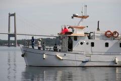 Pesca de viaje Foto de archivo