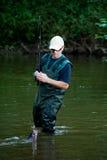 Pesca dei 5 immagini stock libere da diritti