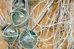 Pesca dei galleggianti Fotografia Stock