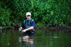 Pesca del 1 fotografie stock