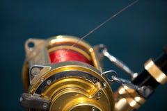 Pesca del gran juego Fotografía de archivo