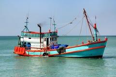 Pesca della nave immagini stock libere da diritti