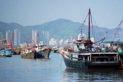 Pesca delle navi Immagine Stock Libera da Diritti