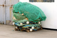 Pesca delle reti Fotografie Stock