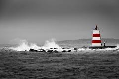 Pesca estrema Fotografie Stock