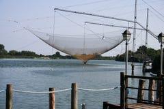 Pesca industrial Imagens de Stock Royalty Free