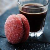 PESCA italiana tradicional da cookie Imagem de Stock