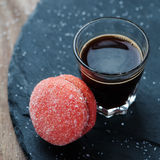 PESCA italiana tradicional da cookie Imagens de Stock Royalty Free