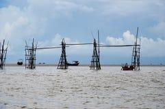 Pesca - la Malesia immagine stock