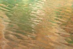 Pesca no rio Flutuador na superfície imagem de stock royalty free