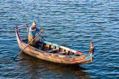 Pesca o 1º de dezembro Imagens de Stock Royalty Free