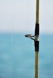 Pesca Rod Fotografia Stock Libera da Diritti