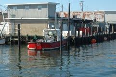 Pesca sportiva Boad Immagini Stock Libere da Diritti
