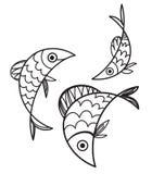 Pescado Imagen de archivo libre de regalías
