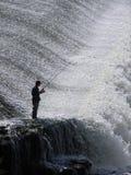 Pescador Imagenes de archivo
