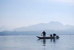 Pescador Imagens de Stock